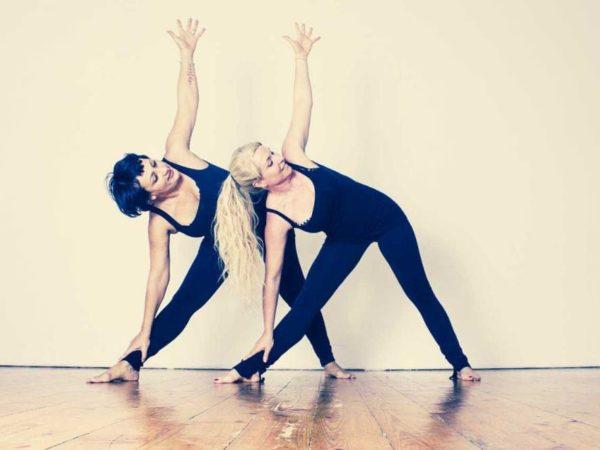 yoga perdi peso