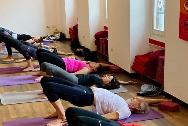 Yoga posturale Karmachakra Gallarate