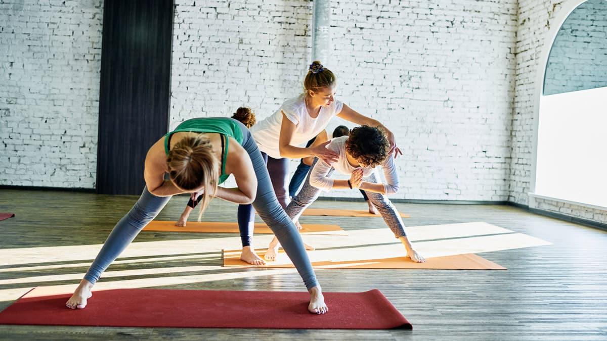 yoga posturale