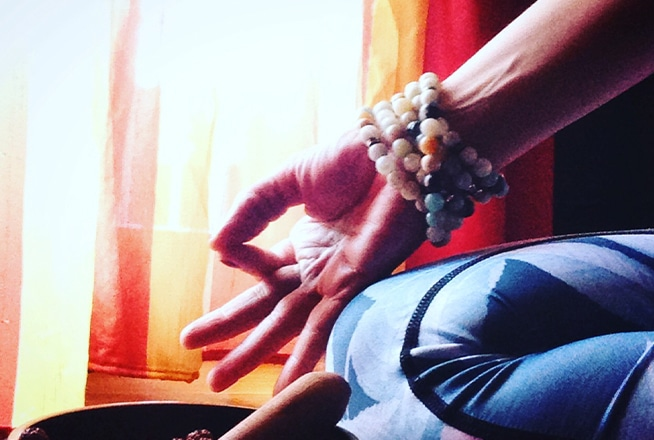 Meditazione Karmachakra Gallarate