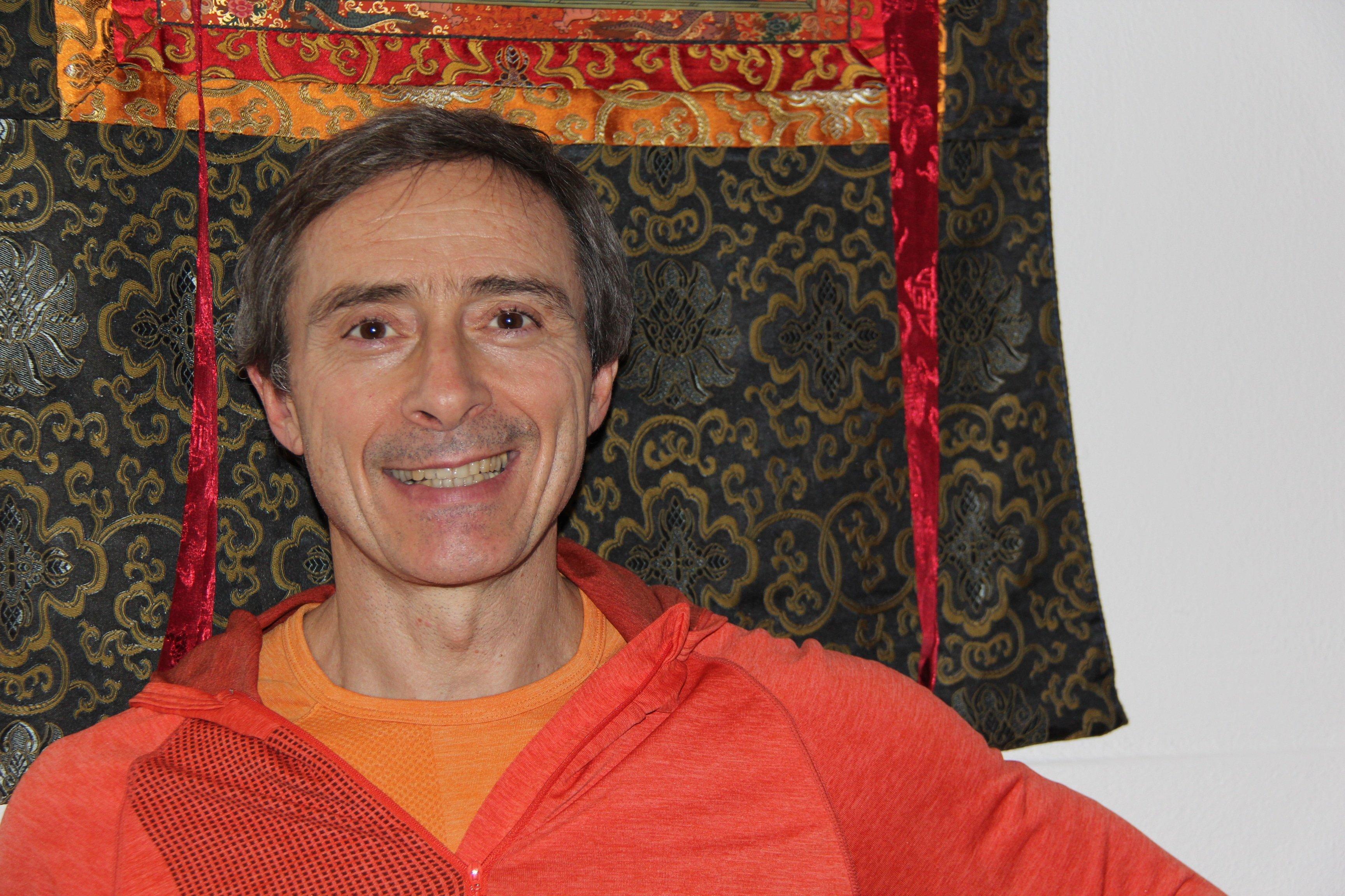 Intervista yoga