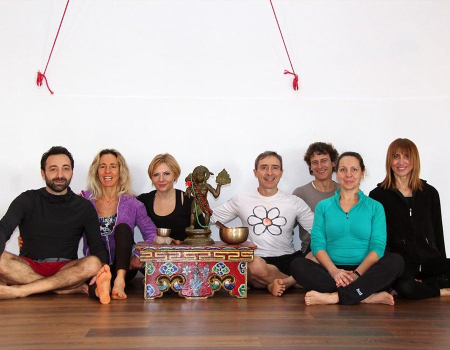 maestri Yoga Karmachakra Gallarate